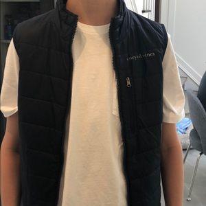 Light weight puffer vest